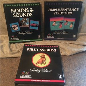 Other - Laureate Learning Systems Sterling Edition Set